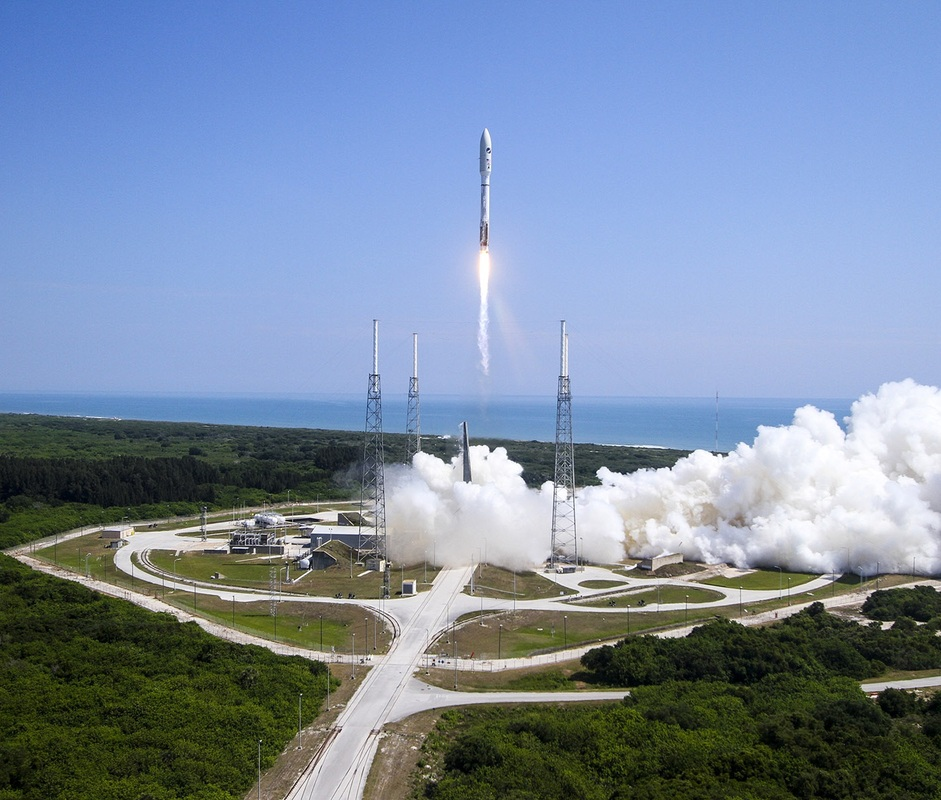 Lancement - Launch - Atlas 5-501 - AFSPC-5 - USAF - X-37B  - OTV-4 - LightSail-A - Cap Canaveral