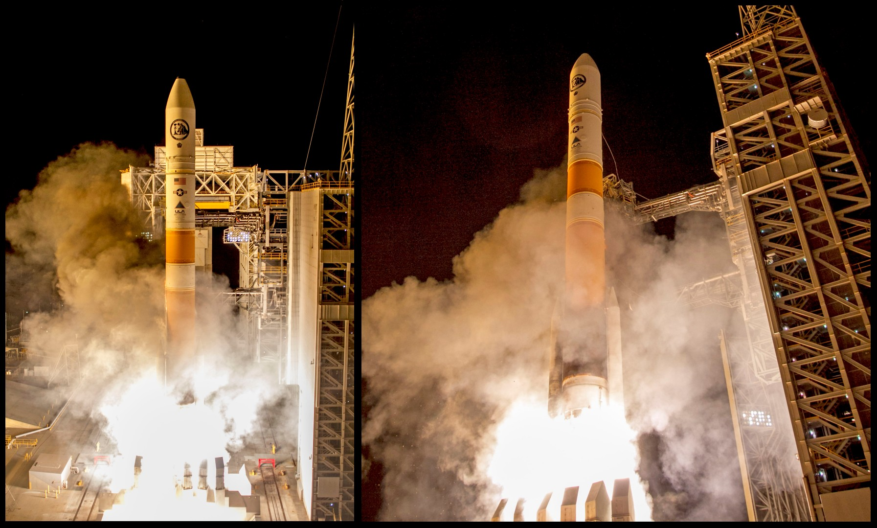 Lancement  - Satellite radar Topaz - NROL-45 - National Reconnaissance Office - NRO - Delta 4M - United Launch Alliance - ULA