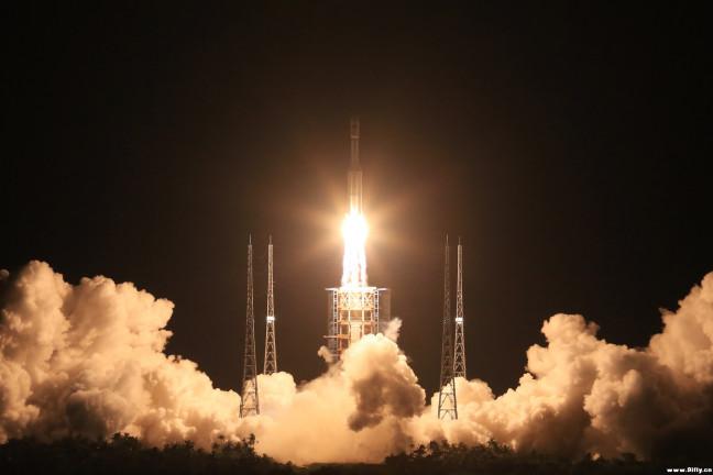 25 juin 2016 - lancement - fusée Chang Zheng 7 nouveau site de lancement chinois - Wenchang - Vol inaugural - NGCV