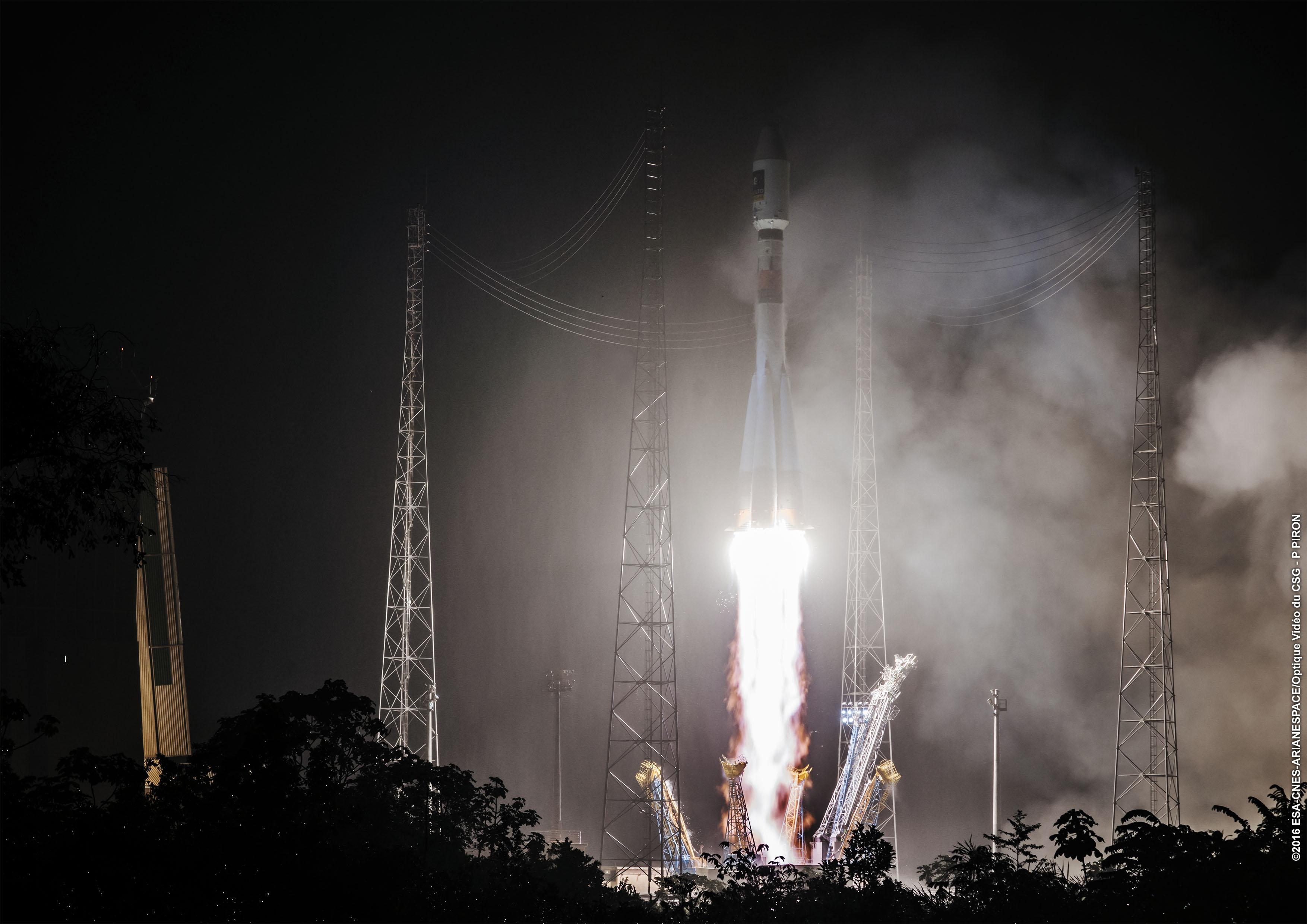 Soyouz - VS15 - Galileo - 24 mai 2016 - Centre Spatial Guyanais - CSG - CNES - ESA - Arianespace