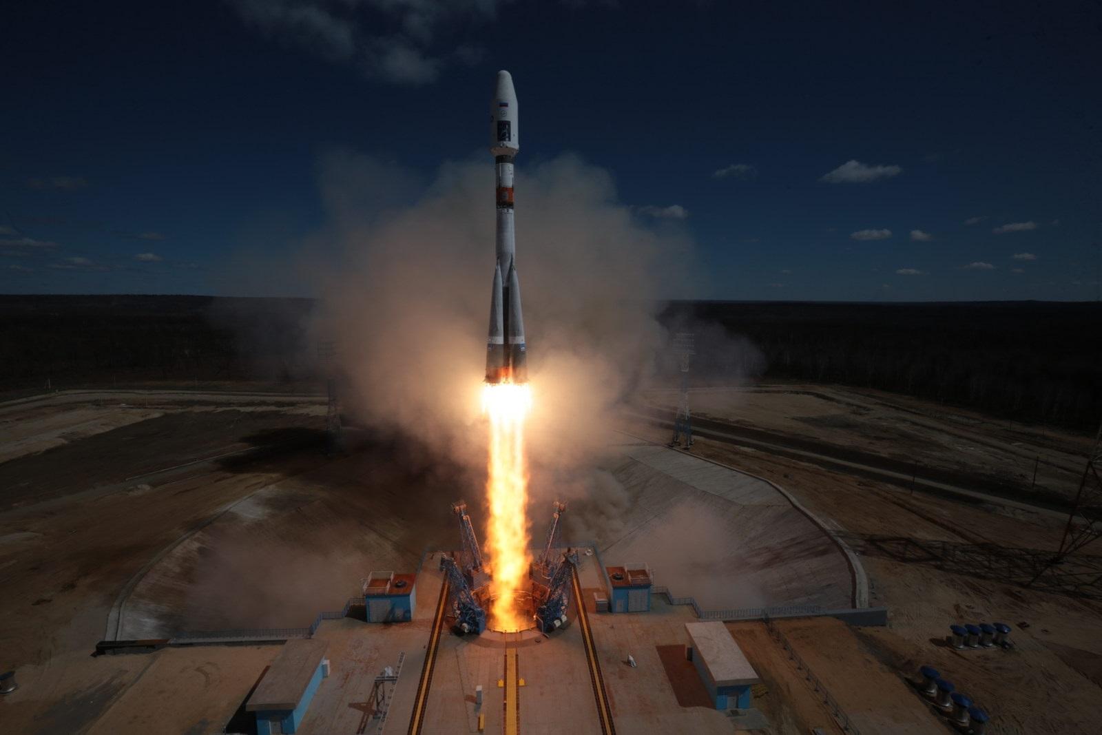 Vostochny - Nouveau cosmodrome russe - Vol inaugural - Soyouz - 28 avril 2016 - Vladimir Poutine