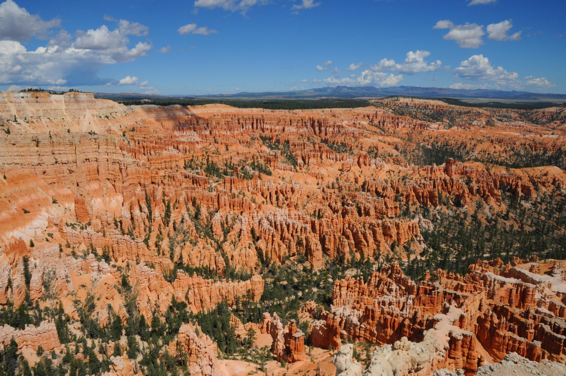 Bryce Canyon - Août 2011 - Hoodoos - Gédéon - Un autre regard sur la Terre