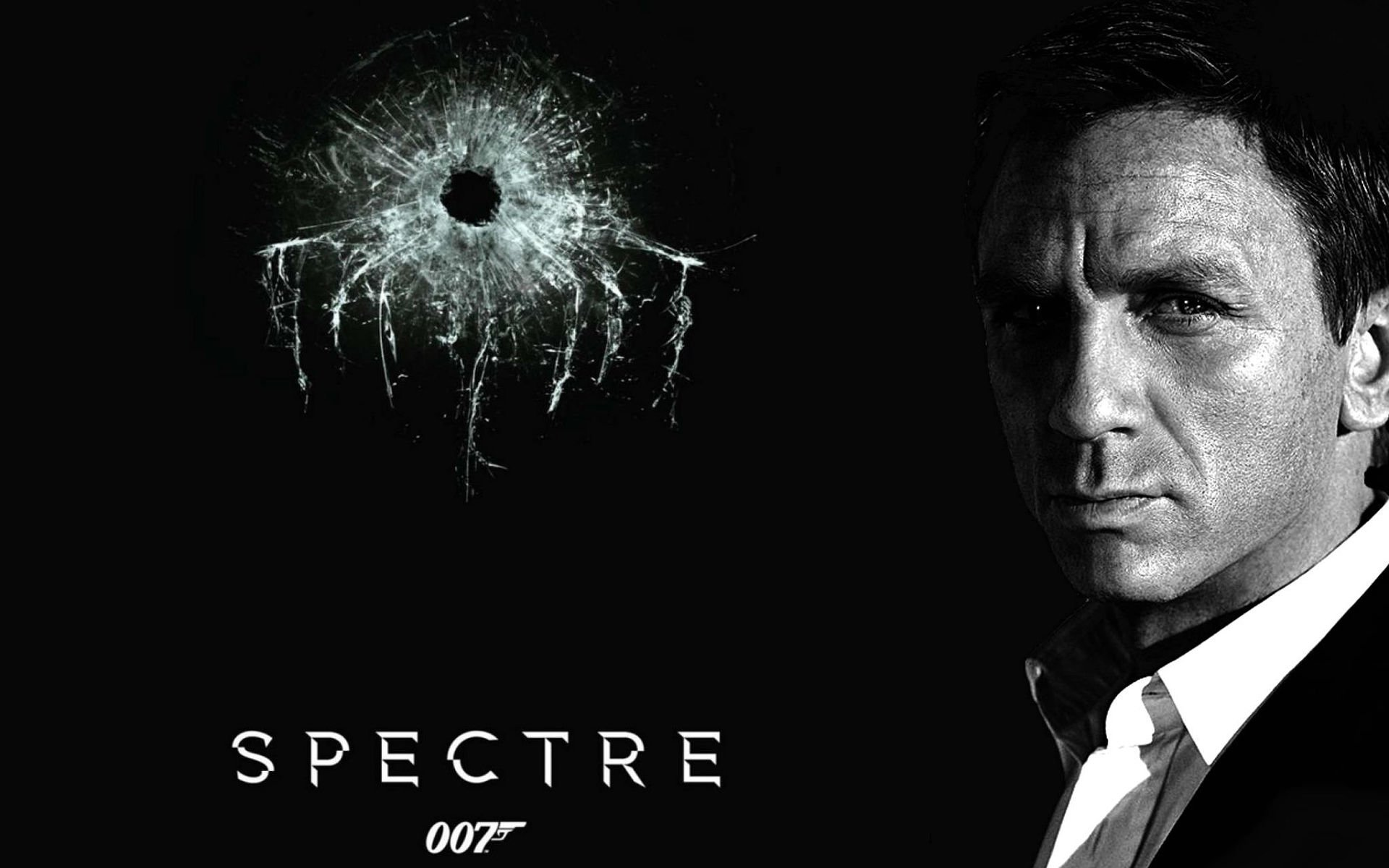 Spectre - James Bond - 007 - EON Productions - Daniel Craig - Affiche film