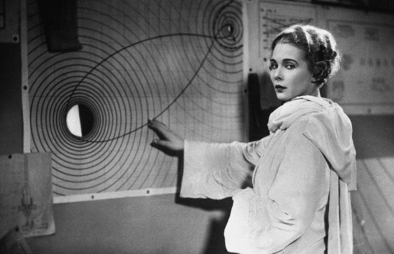 Fritz Lang - Fraun im Mond - Une femme sur la Lune - Gerda Maurus - Objectif Lune - Moon