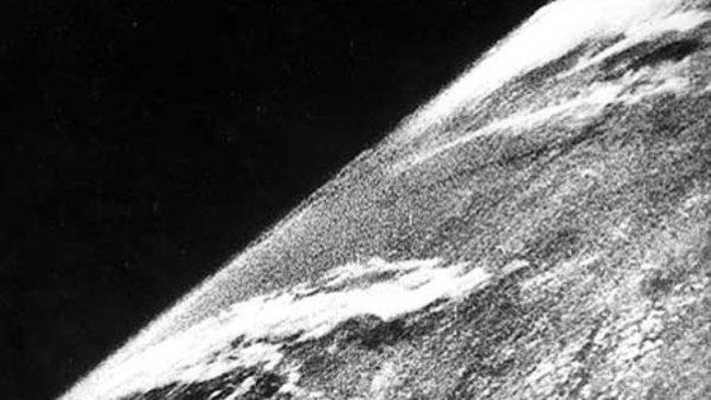 V2 - White Sands - Américains - Nazis - Von Braun - Conquête spatiale - Image de la Terre - Octobre 1946