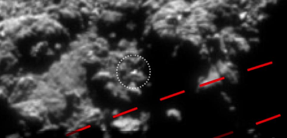 Philae retrouvé - Philae se réveille - Le réveil de Philae - OSIRIS - Rosetta - ESA - CNES - SONC - LAM