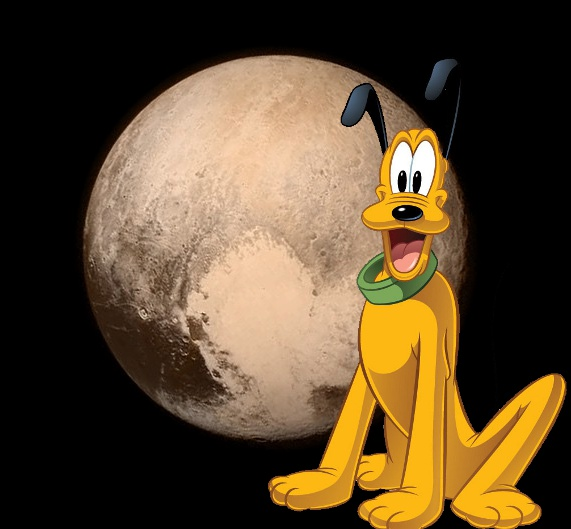 Pluto - Pluton - New horizon - Disney - 1930 - découverte pluton - Clyde W. Tombaugh - Lowell
