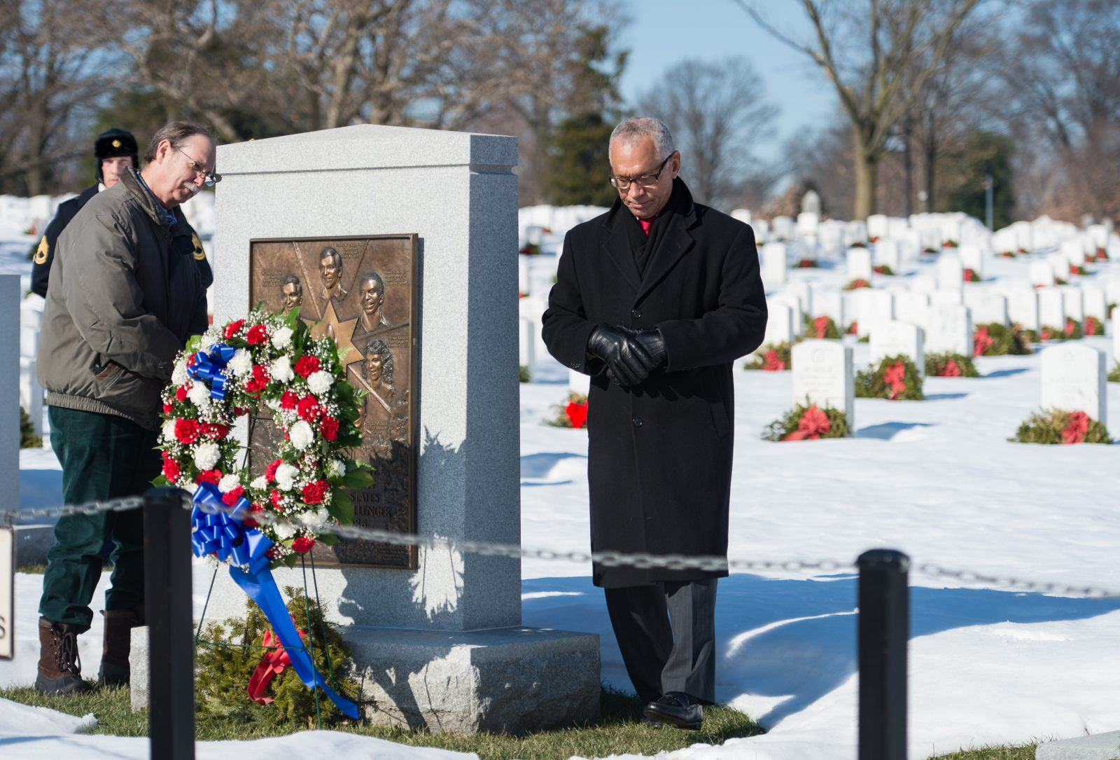 28 janvier - 30ème anniversaire accident Challenger - Remembrance day - Charles Bolden - Memorial - Arlington - NASA - Aubrey Gemignani