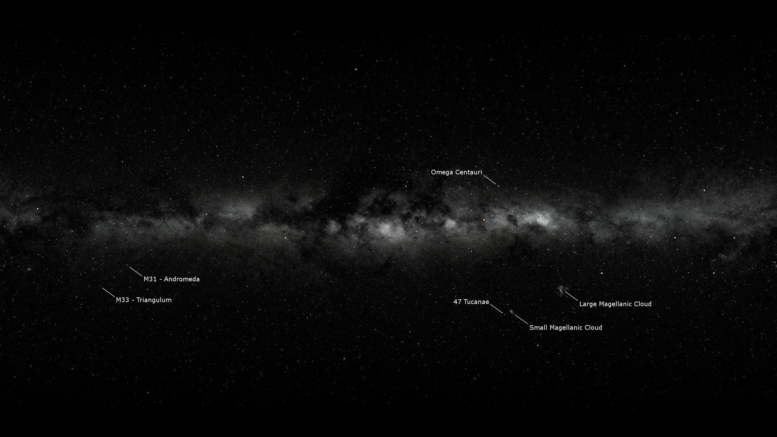 Carte du ciel - Catalogue d'étoiles - Astrométrie - Hipparcos - ESA - Agence Spatiale Européenne