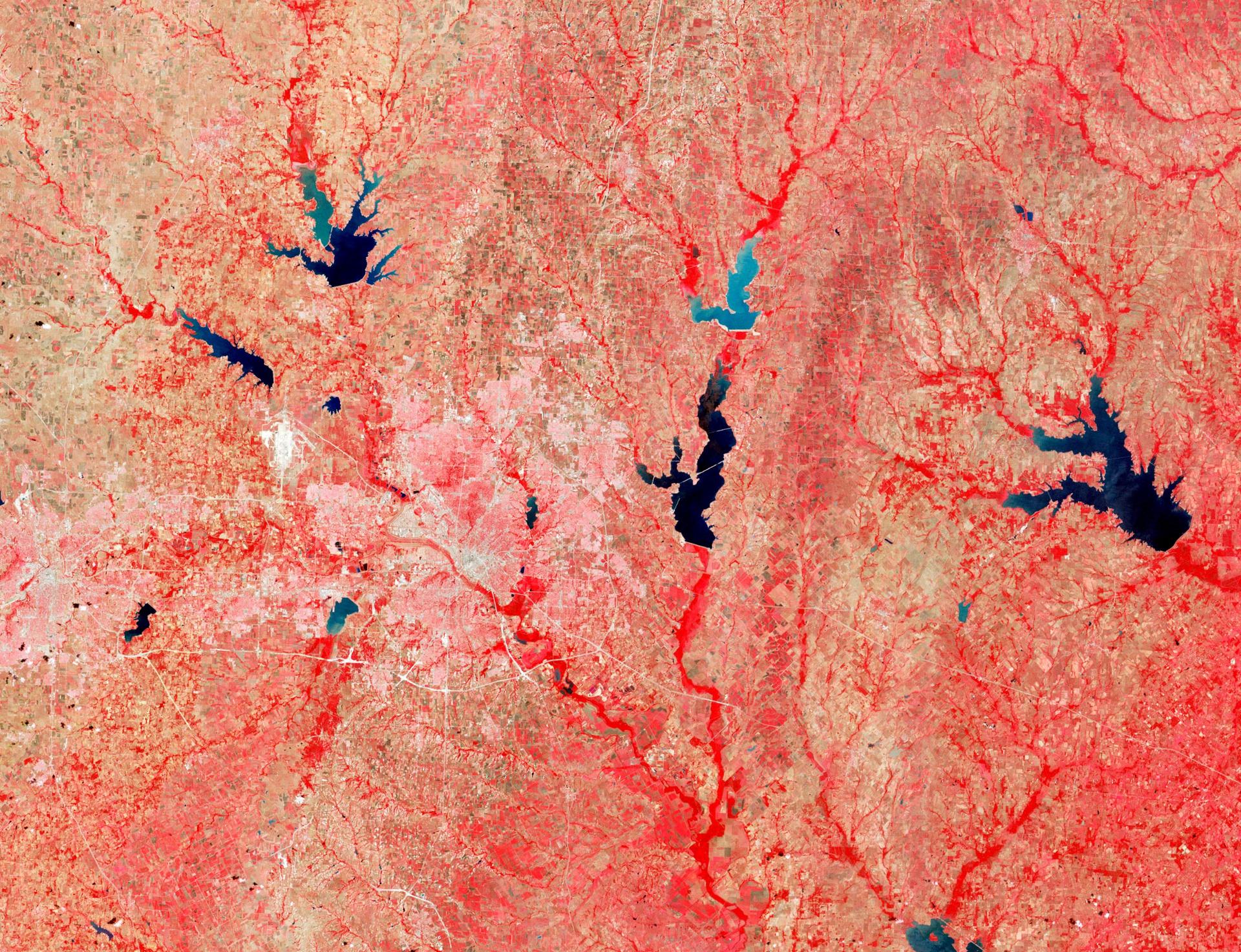 Quiz - image - satellite et environnement - observation de la Terre - Earth Observation - Remote sensing - Juillet 2015