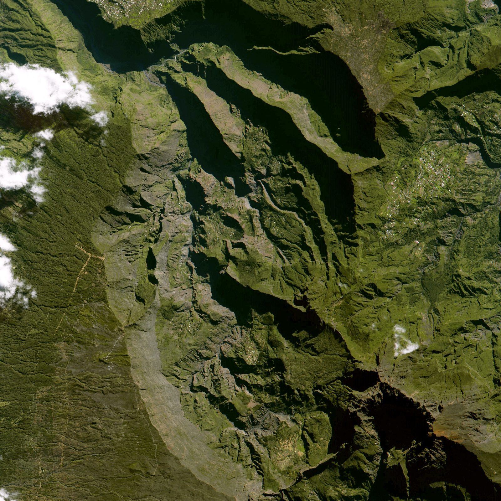 Quiz - Image satellite et environnement - observation de la Terre - télédétection - Un autre regard sur la Terre