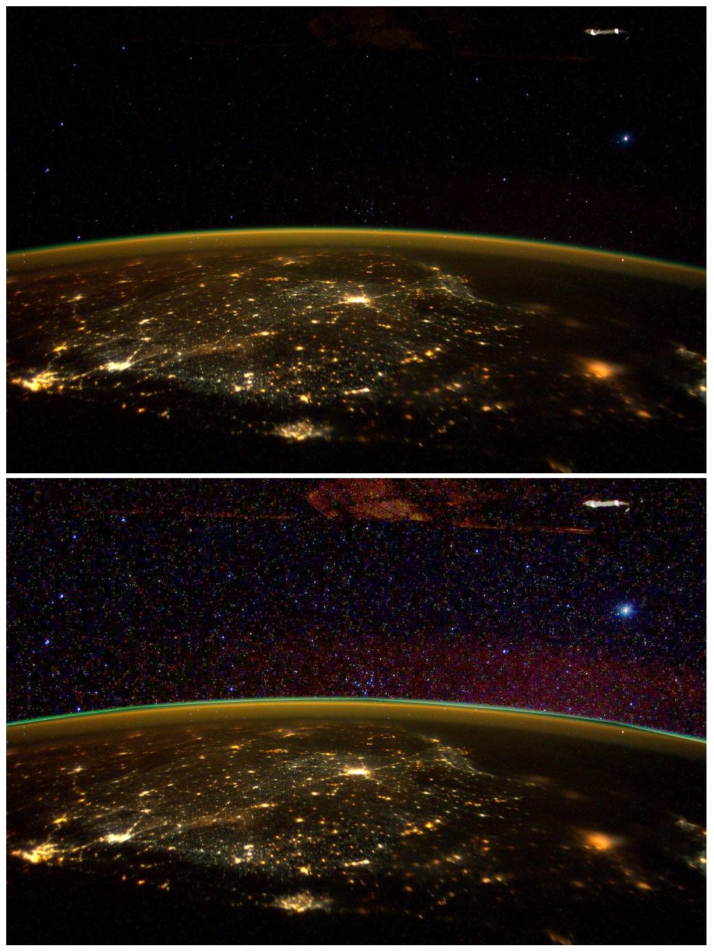 OVNI - UFO - Phénomènes aérospatiaux non identifiés -  Scott Kelly - ISS - Décryptage - réseaux sociaux - GEIPAN - NASA