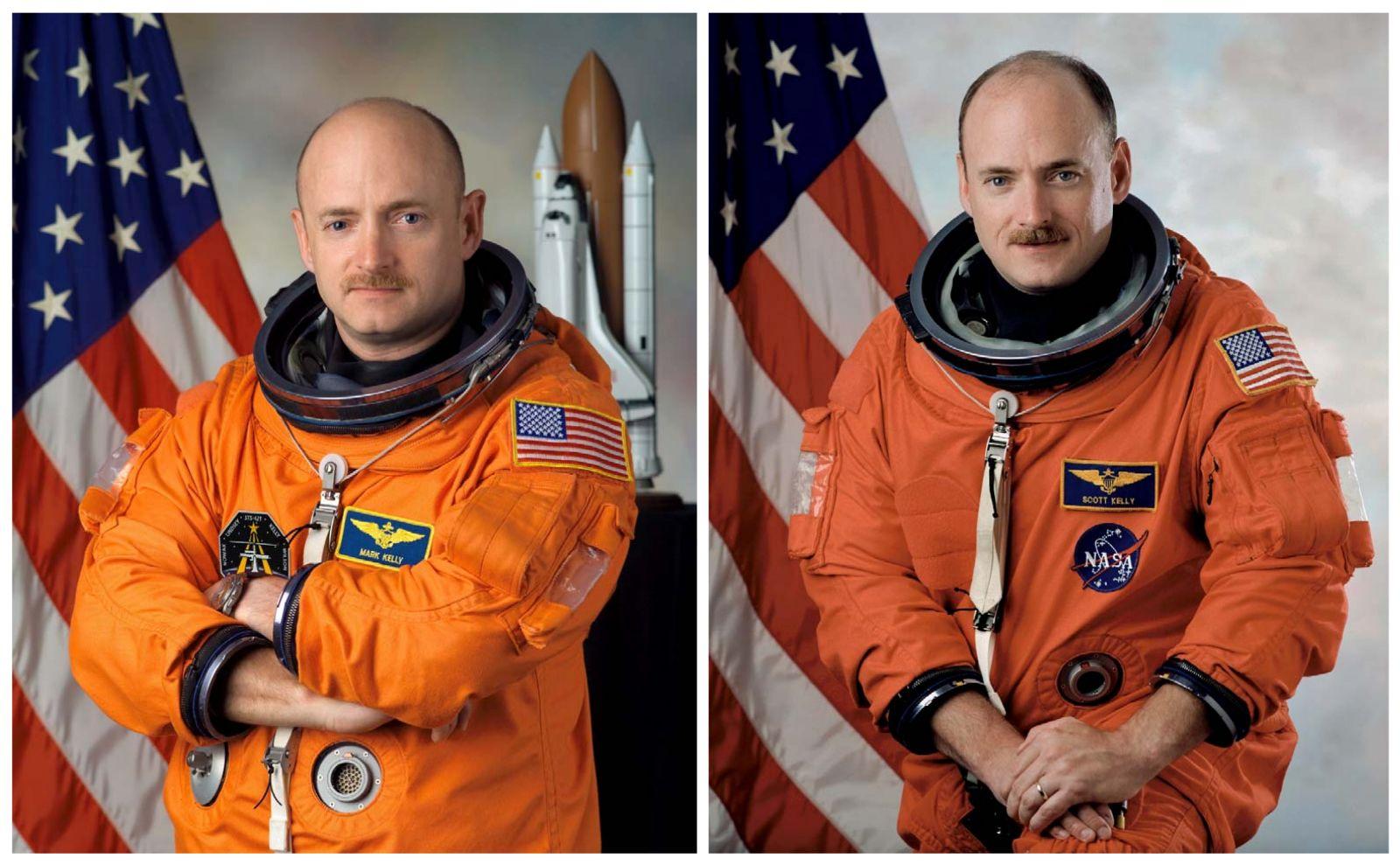 Scott J. Kelly - Mark E. Kelly - NASA - Deux jumeaux dans l'espace - Les jumeaux de Langevin - Twins in space - Un autre regard sur la Terre