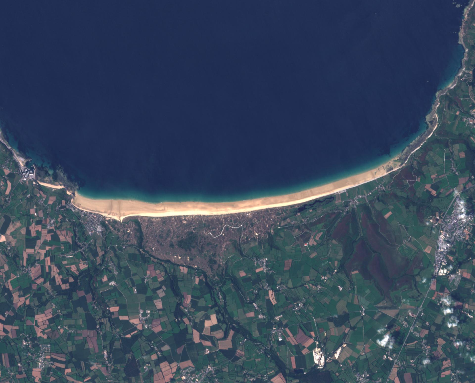 Rentrée scolaire - Septembre 2016 - Quiz image satellite et environnement - Indice - Un autre regard sur la Terre - Pédagogie - éducation - science à l'école - CSTI