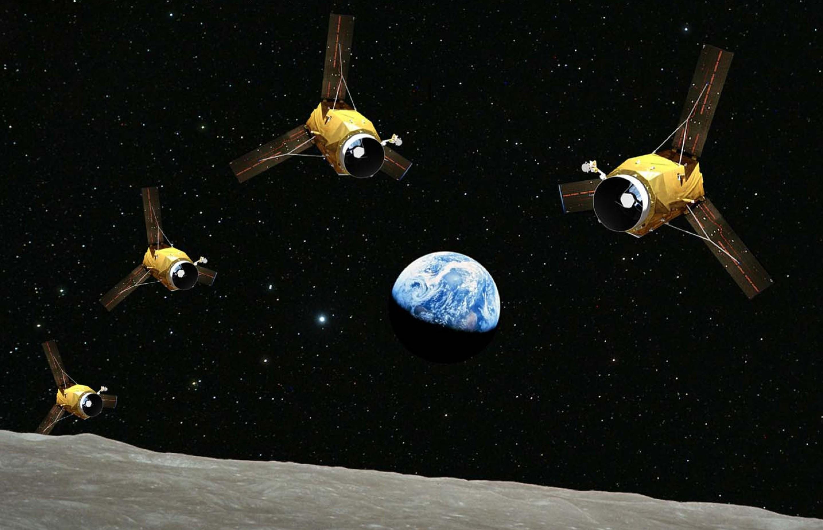 Airbus Defence and Space - Constellation - Très haute résolution - 4 satellite - après Pléiades - post pleiades - THR - VHR - Earth observation - agile - capacity - OneAtlas