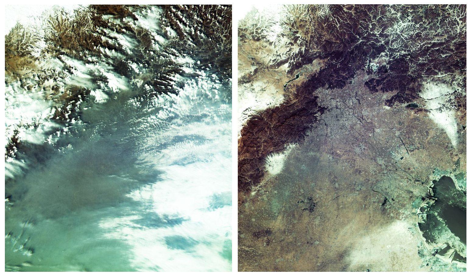 Gaofen-4 - Pékin - Beijing - Smog- Observation de la Terre en orbite géostationnaire - satellite chinois - GEO - Janvier 2016